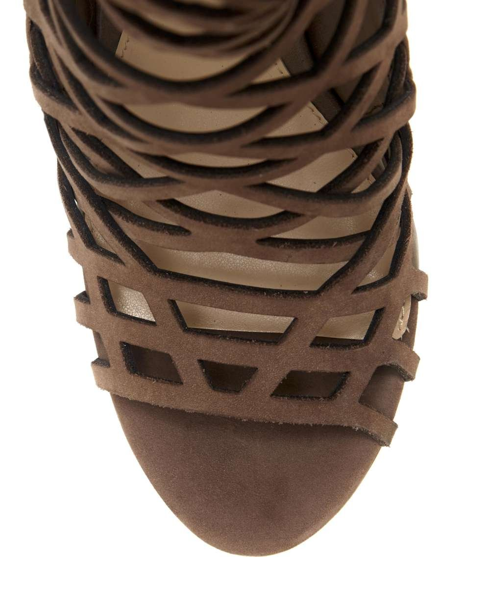 Vince Camuto Women's Keliana Knee High Boot B07D9GFK8M 5 B(M) US|Double Shot Soft Nubuck