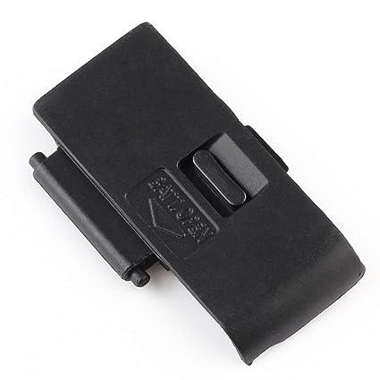 VERY100 para la batería y tapa de tapones embellecedores de repuesto para cámara Digital Canon 600D