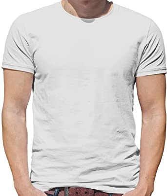 1d20b6fc6 Made in Letchworth Garden City 100% Authentic - Mens T-Shirt - White -
