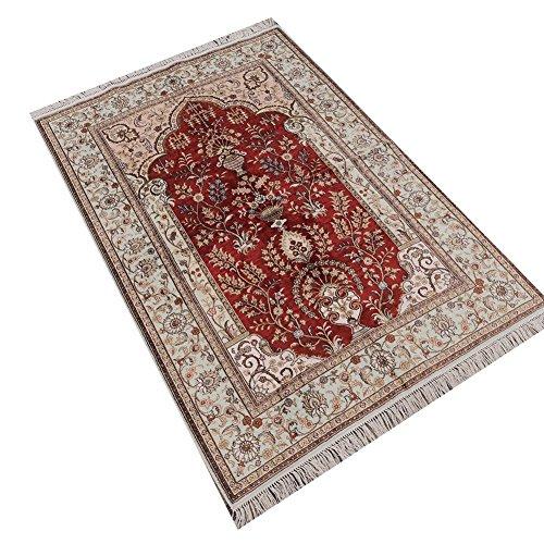 Amazon Com Camel Carpet Antique Handmade Persian Rugs Silk Oriental