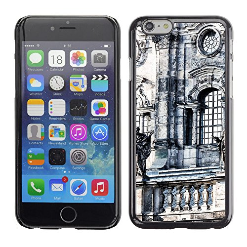 Saxony Series - Apple (5.5 inches!!!) iPhone 6+ Plus / 6S+ Plus - Snap-On Series Plastic Back Case Shell Skin Cover (The Catholic Church Of The Royal Court Of Saxony)