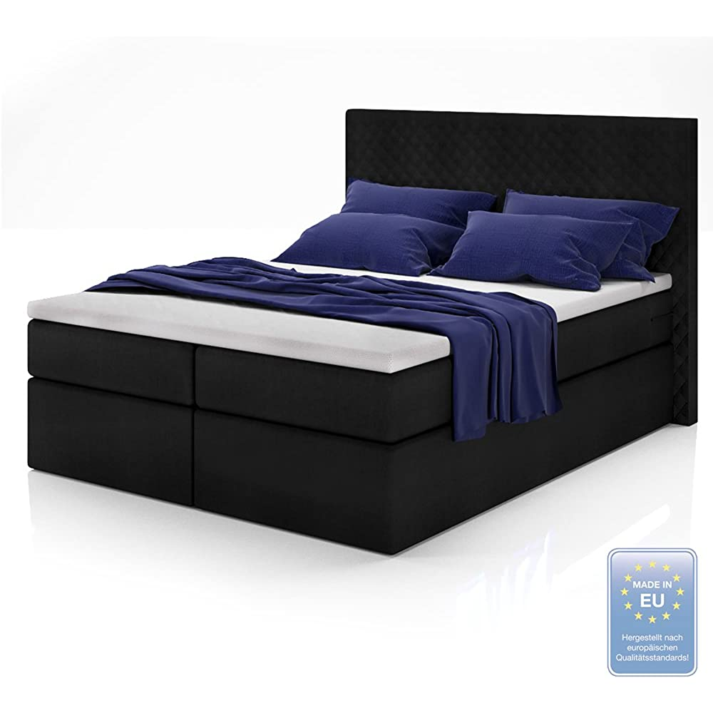 boxspringbett test alle modelle f r 2018 im test vergleich. Black Bedroom Furniture Sets. Home Design Ideas