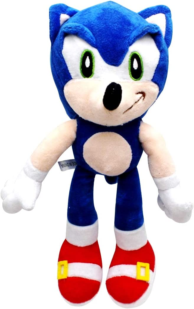 Amazon Com Super Sonic The Hedgehog Plush Toys Doll Toys Games