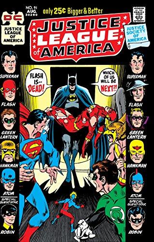 Justice League of America (1960-1987) #91 (America Justice 91 League)
