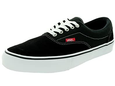 2f4ef76be1 Vans ERA PRO Black white red Summer 2015 - 7  Amazon.co.uk  Shoes   Bags