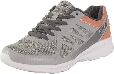 Fila Memory-Finity-3 Zapatillas de Correr de Espuma con Memoria para Mujer: Amazon.es: Zapatos y complementos