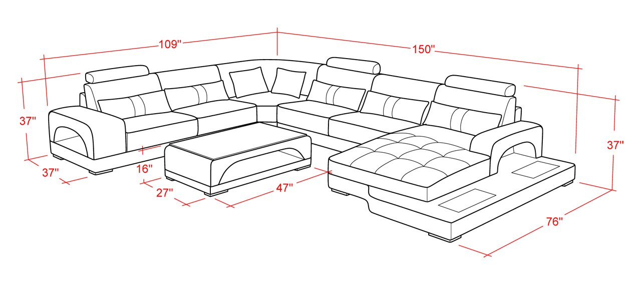 Surprising Amazon Com Connie Sectional Sofa Set In Black White With Cjindustries Chair Design For Home Cjindustriesco