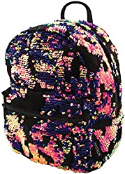 28c89782f4 Style.Lab Style. Lab by Fashion Angels Scattered Magic Sequin Mini Backpack  Jewel