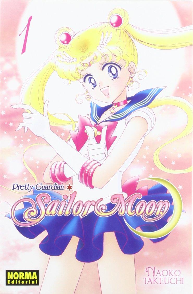 Resultado de imagen de sailor moon 1