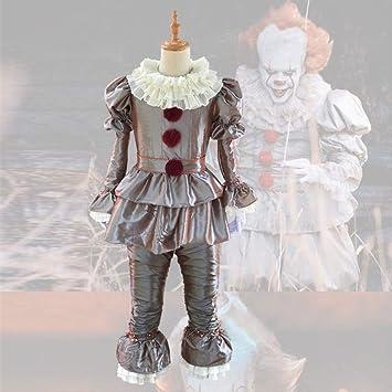 WSCOLL - Disfraz de Payaso Stephen King, Disfraz de Payaso ...