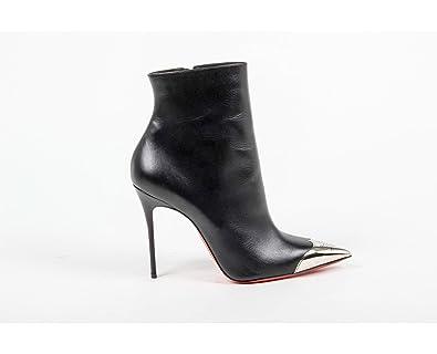 magasin en ligne 26845 af6d8 Christian Louboutin Bottines Femme CALAMIJANE Booty 100 Calf ...