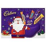 cadbury mini eggs christmas - Cadbury - Santa Selection Box - 180g