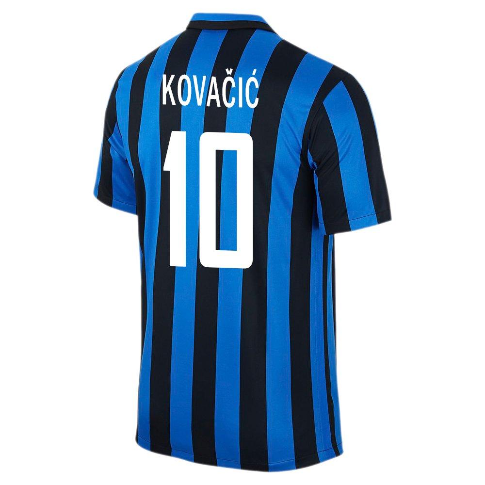 Kovacic # 10 INTER MILAN HOME SOCCER JERSEY 2015