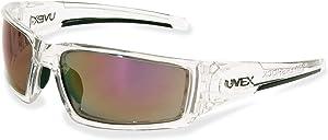 Honeywell International, Inc S2974 Hypershock Eyewear, Sport-Inispired, Clear