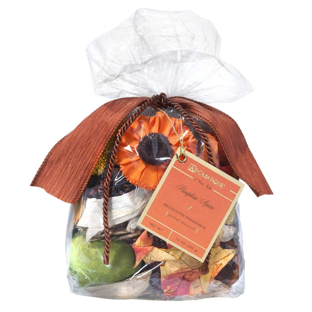 Aromatique Decorative Potpourri - Pumpkin Spice (8oz Bag)