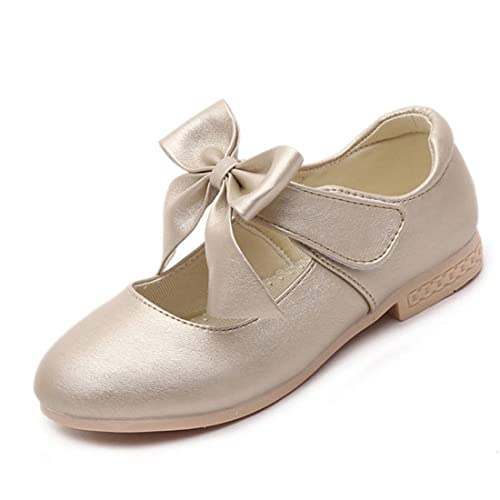 3a3cb20a14c Gaorui Little Girls Ballet Flats Princess Shoes Flower Girl Dress Shoes  School Uniform Mary Jane Shoe  Amazon.ca  Shoes   Handbags