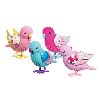Amazon.es: little live pets PAJARITOS PARLANCHINES Serie 8