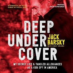 Deep Undercover Hörbuch