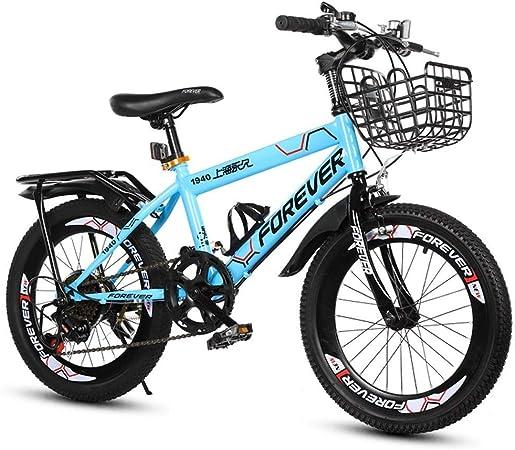 MDYMX Bicicleta para niños Bicicleta Freestyle niño niña niño tamaño Rojo 12