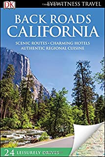 Book Cover: Back Roads California