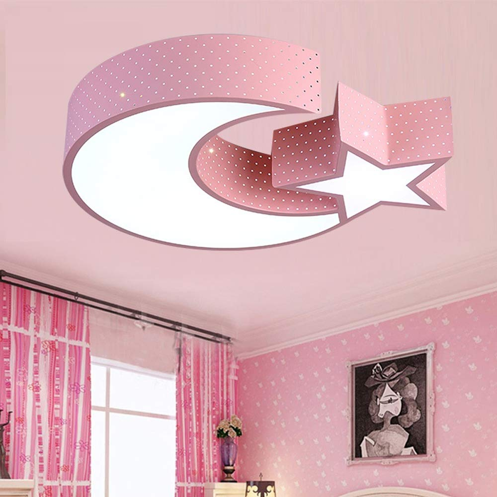 Modern Led Deckenleuchte Kinderzimmer Deckenlampe Dimmbar