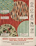 Sears Harmony House Wallpaper and Wall Oilcloth (1955)