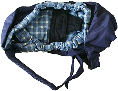 Newborn Baby Infant Carrier Sling Wrap Swaddling Front Strap Sleeping Carry Bags