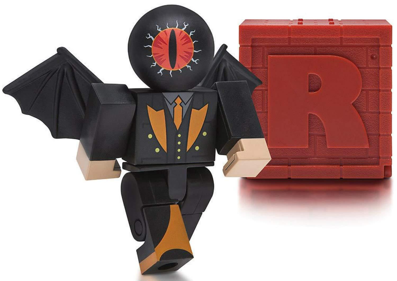Roblox Series 4 - Roblox Series 4 Crimson Catseye Action Figure Mystery Box