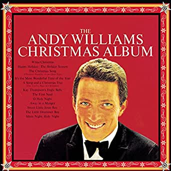 It's the Most Wonderful Time of the Year by Andy Williams on