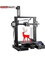 [Creality 3D Tienda directa] impresora 3D Ender 3 PRO con adhesivo magnético para cama de calor y fuente de alimentación certificada por UL