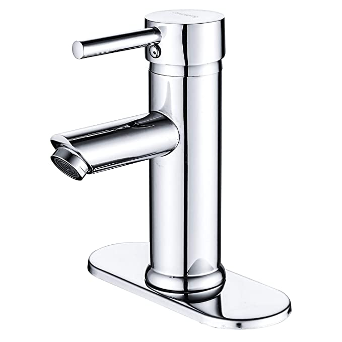 Greenspring Single Handle Bathroom Sink Faucet review