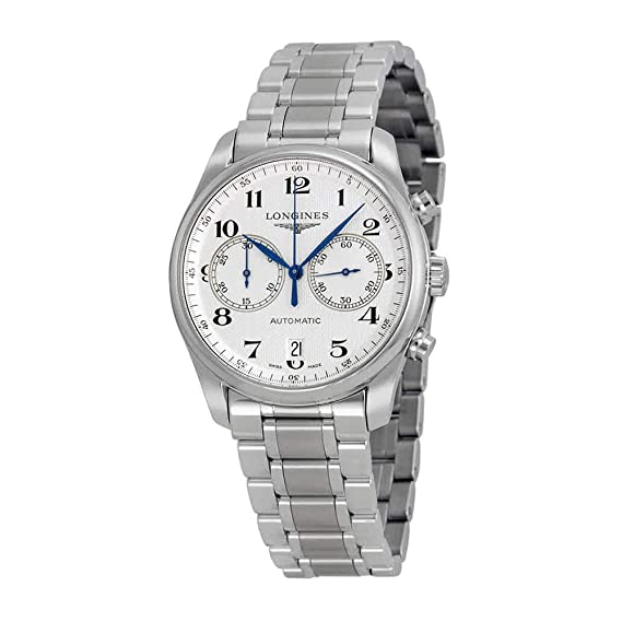 Longines Master Collection Reloj de hombre automático 40mm L26294786: Longines: Amazon.es: Relojes