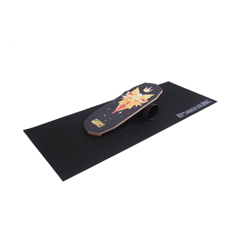 BoarderKING Indoorboard LIMITED EDITION WOLF inkl Rolle und Matte Balanceboard