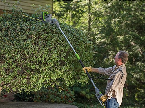 Earthwise 4 in 1 Chainsaw Hedge Chainsaws