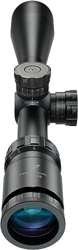 Nikon P-Tactical .308 4-12X40 Matte BDC800