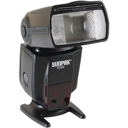 Sunpak PZ58 X C PZ58 X Flash para Canon cámara réflex digital (R ...