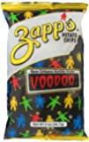 Zapp's Kettle Chips Bag, Voodoo, 2 Ounce (Pack of 25)