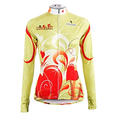 3d0954c7f Amazon.com  QinYing Women Breathable Cycling Jersey Bicycle Top ...