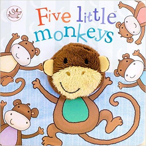 Five Little Monkeys por Parragon