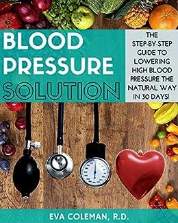 Blood Pressure Step Step Hypertension ebook product image