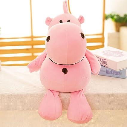 Amazon Com Dongcrystal 17 7 Hippo Soft Plush Toy Stuffed Animal