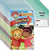 Daniel Tiger Grab n Go Play Packs (12 Packs) by Bendon Publishing