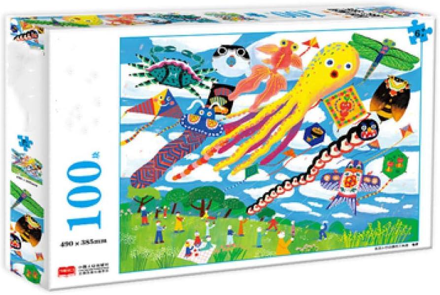 Juego de rompecabezas para niños desarrollo de inteligencia para bebés niños y niñas educación temprana juguetes educativos regalo de cumpleaños,fly a kite