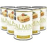 Pack de 6 latas de Lasagna de Palmito|Kosher|Vegan|NoGMO|Libre de azúcar y Gluten