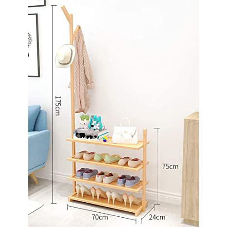 Ainaobaoybz Coat Rack Stand,Perchero, Perchero de pie ...
