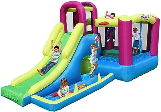 Castillos hinchables Parque Infantil para El Hogar Juegos para ...