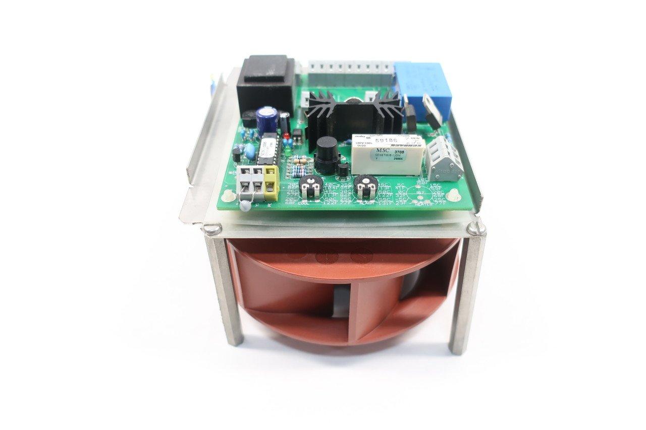 EBM-PAPST R2S133-AE17-43 Centrifugal Fan Module 133MM 230V-AC D608087