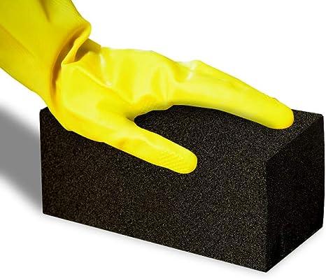 Rizalex Bloc de briques de nettoyage pour grill 2 pièces