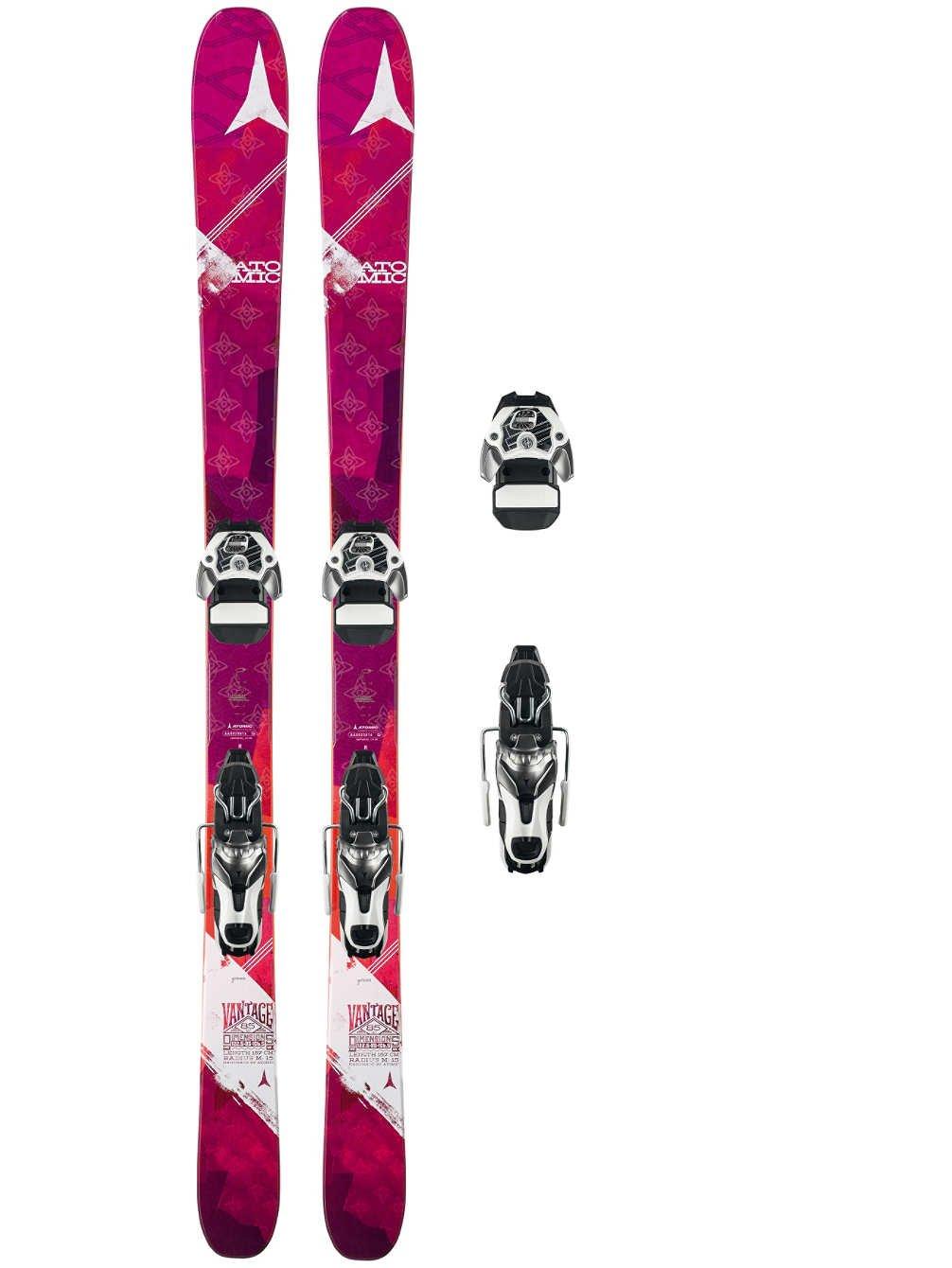 Ski Set Women Atomic Vantage 85 W 165 + Warden 11 2017  Amazon.co.uk   Sports   Outdoors 0b7d6d211