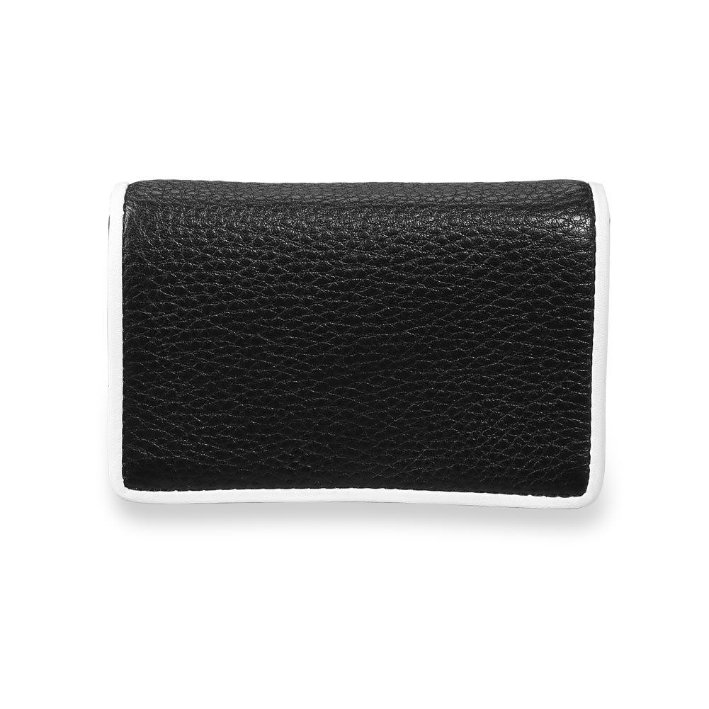 Levengerプレミアムレザービジネスカード財布、クラシックコントラスト(al15080 NM)   B07DLWM1KJ